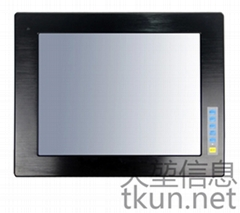 15 inch industrial touch screen monitor