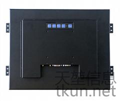 19寸工业触摸显示器19寸嵌入式电阻式触摸屏T190XGA