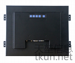 19寸工業觸摸顯示器19寸嵌入式電阻式觸摸屏T190XGA