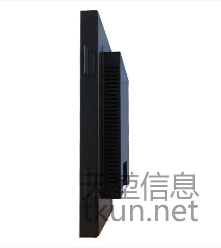 19寸工業觸摸顯示器19寸嵌入式電阻式觸摸屏T190XGA 3