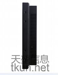 12.1寸工业触摸液晶显示器12寸嵌入式工业电阻屏T121XGA