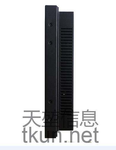 12.1寸T121SVGA嵌入式觸控高精度電阻觸摸屏工業觸控顯示器 1