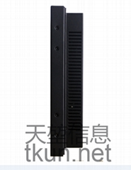 12.1寸T121SVGA嵌入式触控高精度电阻触摸屏工业触控显示器