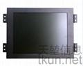 12.1寸T121SVGA嵌入式觸控高精度電阻觸摸屏工業觸控顯示器 3