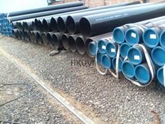 ASTM API 5L carbon steel pipes