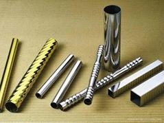 佛山永辰鑫專業生產201#304#不鏽鋼異型管