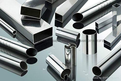 佛山永辰鑫專業生產201#304不鏽鋼凹槽管 5