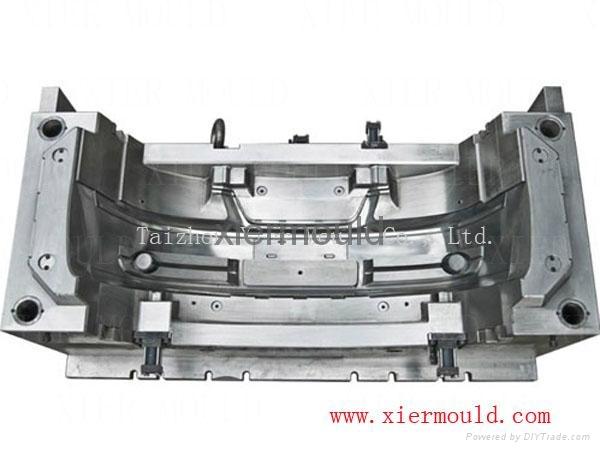 Plastic injection moulds for auto parts 3