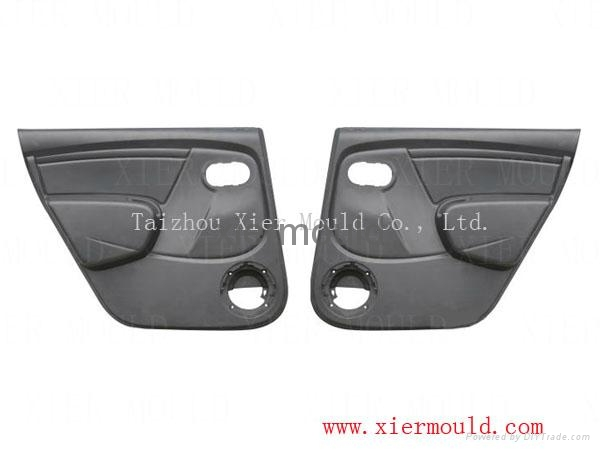 Plastic injection moulds for auto parts 2