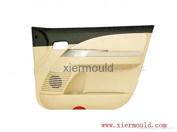 Plastic injection moulds for auto parts 4