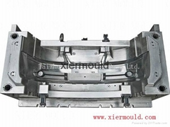Plastic mould for Bumper