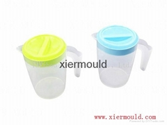 Plastic mould for chair