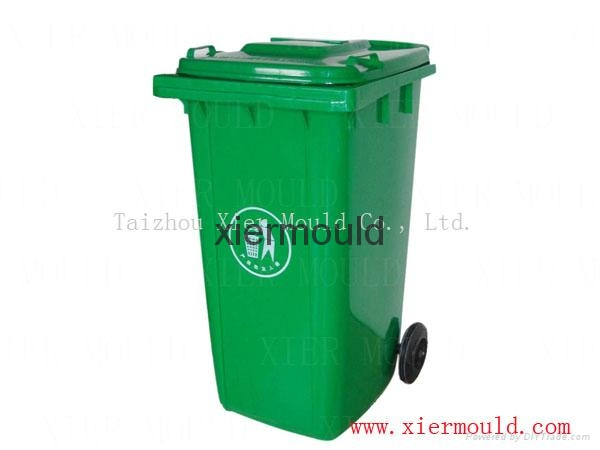Plastic mould for dustbin 1