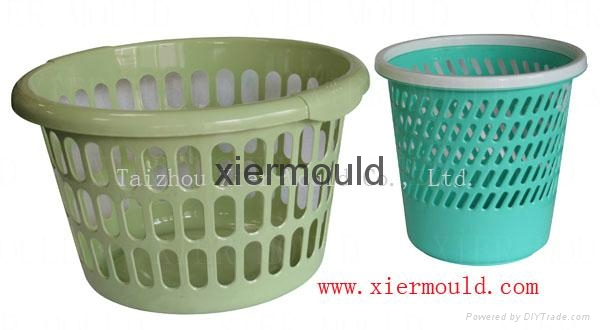Plastic mould for dustbin 3