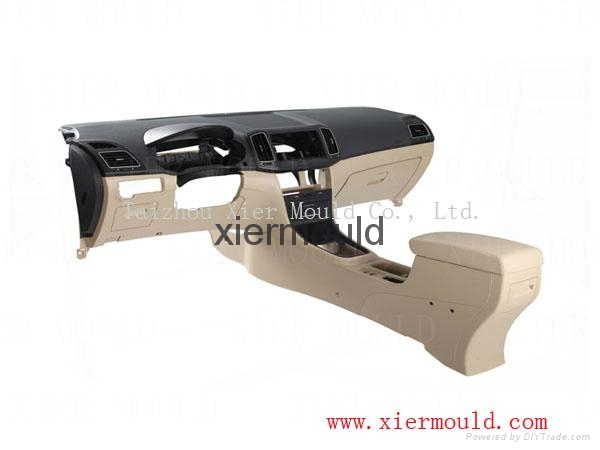 Plastic  mould for Car dashboards  2