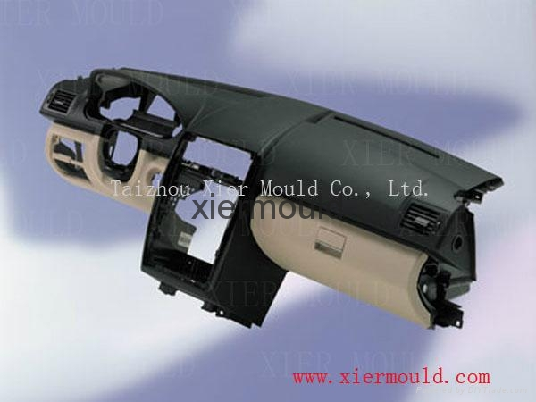 Plastic  mould for Car dashboards  3