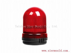 Warning light mold