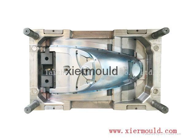 Electric car mold 1