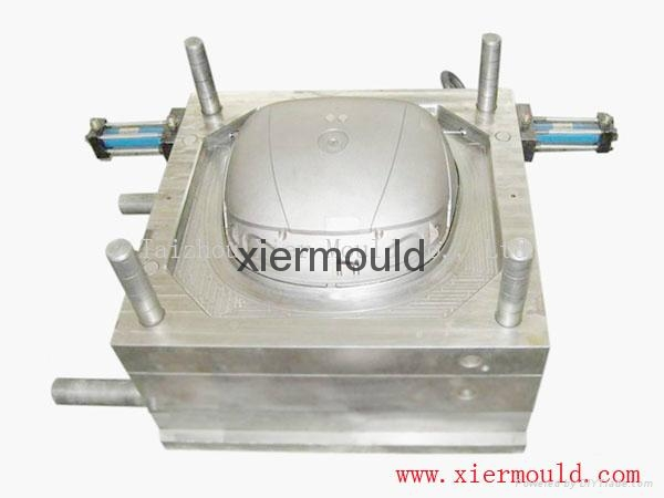 Electric car mold 3