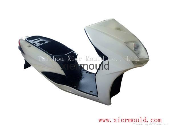 Electric car mold 5