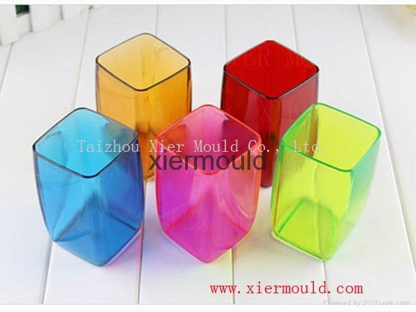 透明水杯模具 2
