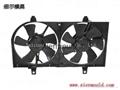 Radiator fan shroud mould 2
