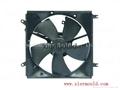 Radiator fan shroud mould 5
