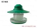 Plastic chicken feeder drinker mould 2
