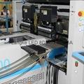 1.2-1.5米日光灯管2835,3014,5050模组高速视觉贴片机 2