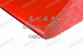 silicon coated fiberglass cloth/fire blanket 5