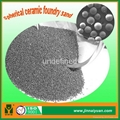 Ball Shape Ceramic Foundry Sand Used for Sand Casting Core 2