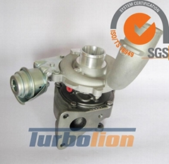 turbocharger GT1749V 708639 FOR Renault Laguna Megane