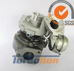 turbocharger GT1749V 750431 for BMW 320 d