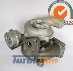 turbocharger 53049880032 for Volkswagen T5 Transporter 2.5 TDI