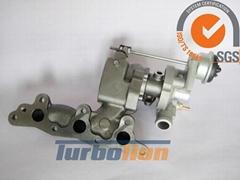 turbocharger 54319880002 for Smart MCC KP31