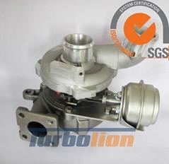 turbocharger 716665 for Alfa-Romeo 147 1.9 JTD/ Fiat