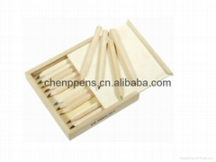 wooden HB office stationery pencil