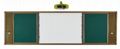 Bilateral Series 85inch Interactive whiteboard learning system