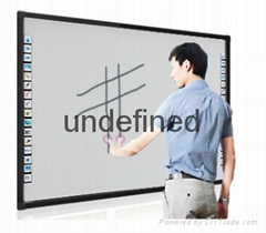 85inch infrared finger touch interactive electronic whiteboard
