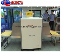 X-ray Baggage Scanner Model: AT-6550
