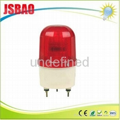 LTE-5101 LED带响频闪工程机械设备信号警示灯