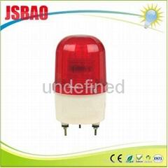 LTE-5101 LED帶響頻閃工程機械設備信號警示燈