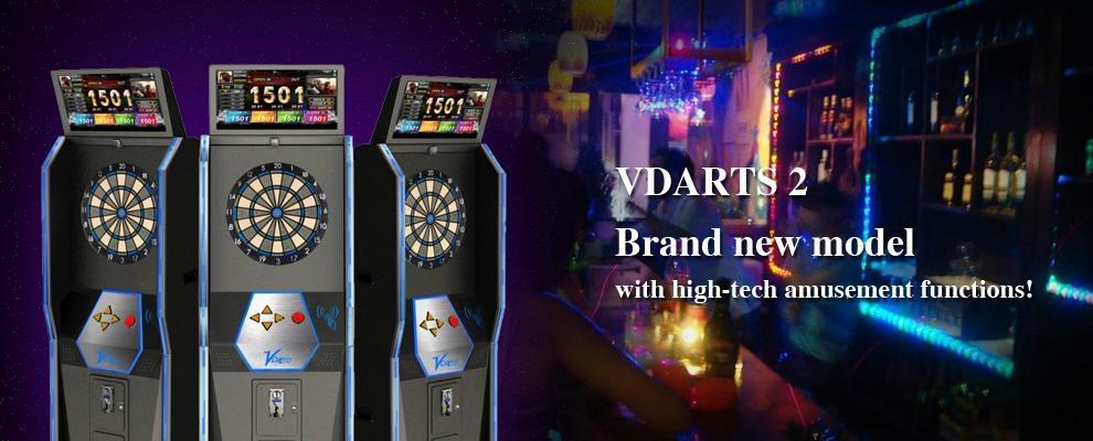 Good quality machine for professional dart player 1