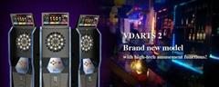 Good quality machine for professional dart player
