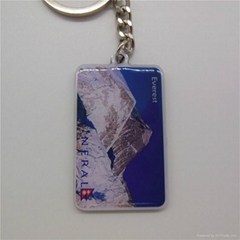 OEM design high quality keychain for soft enamel metal crafts