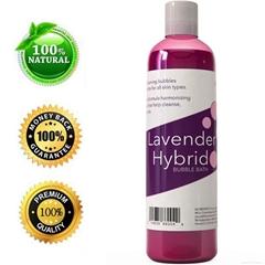 Lavender Hybrid Bubble Bath