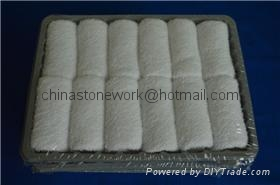 hot cold disposable airline towel 1