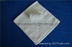 disposable cotton airplane towels