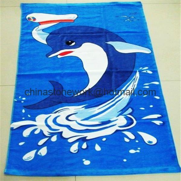 custom printed beach towel 3