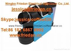 Automatic Nespresso Capsule Coffee Machine